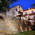Klasztor OO. Jezuitów i mury