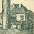 pocztówka ze starym zdjęciem piotrkowa