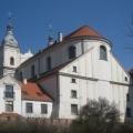 Klasztor OO. Jezuitów od strony południowej