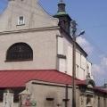 Parafia Świętego Jacka i Świętej Doroty budynek z boku